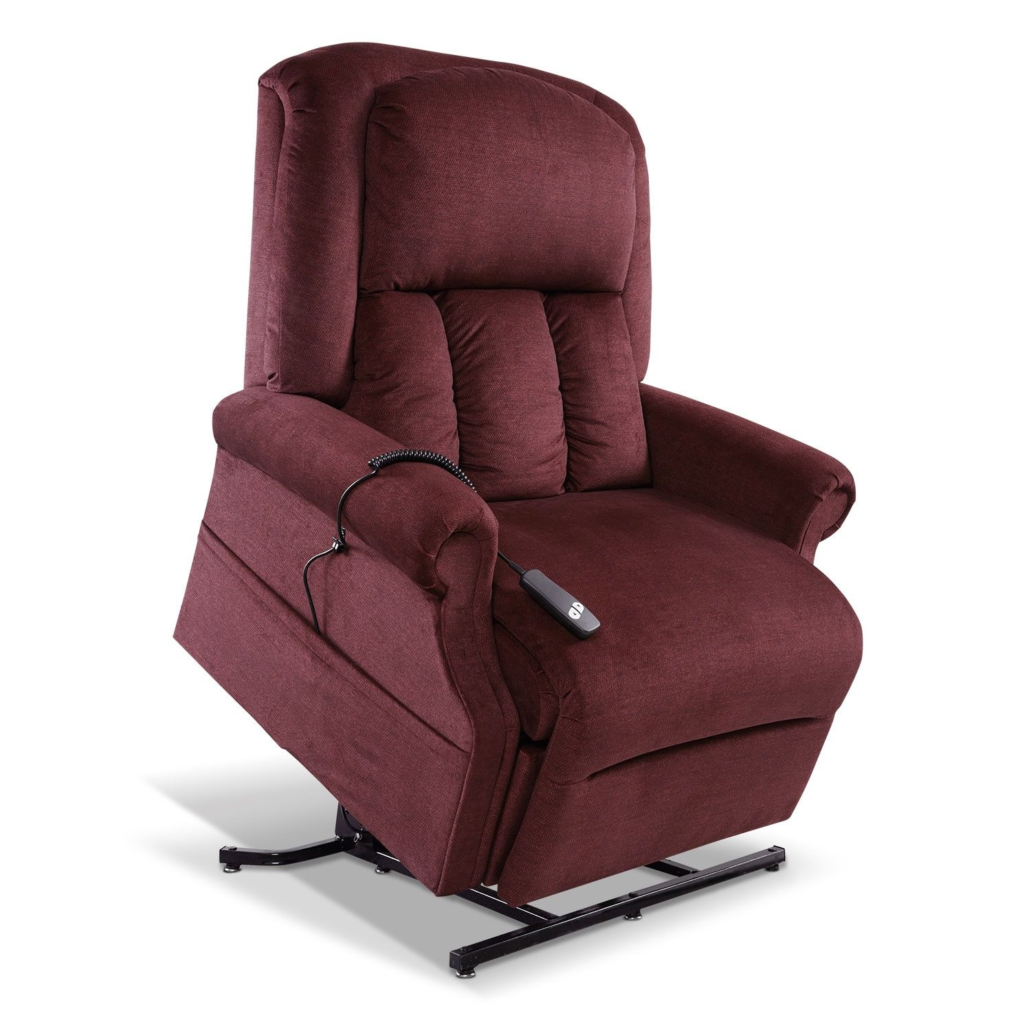 Carol Lift Chair Bordeaux Lift Chairs Lift Chair Recliners