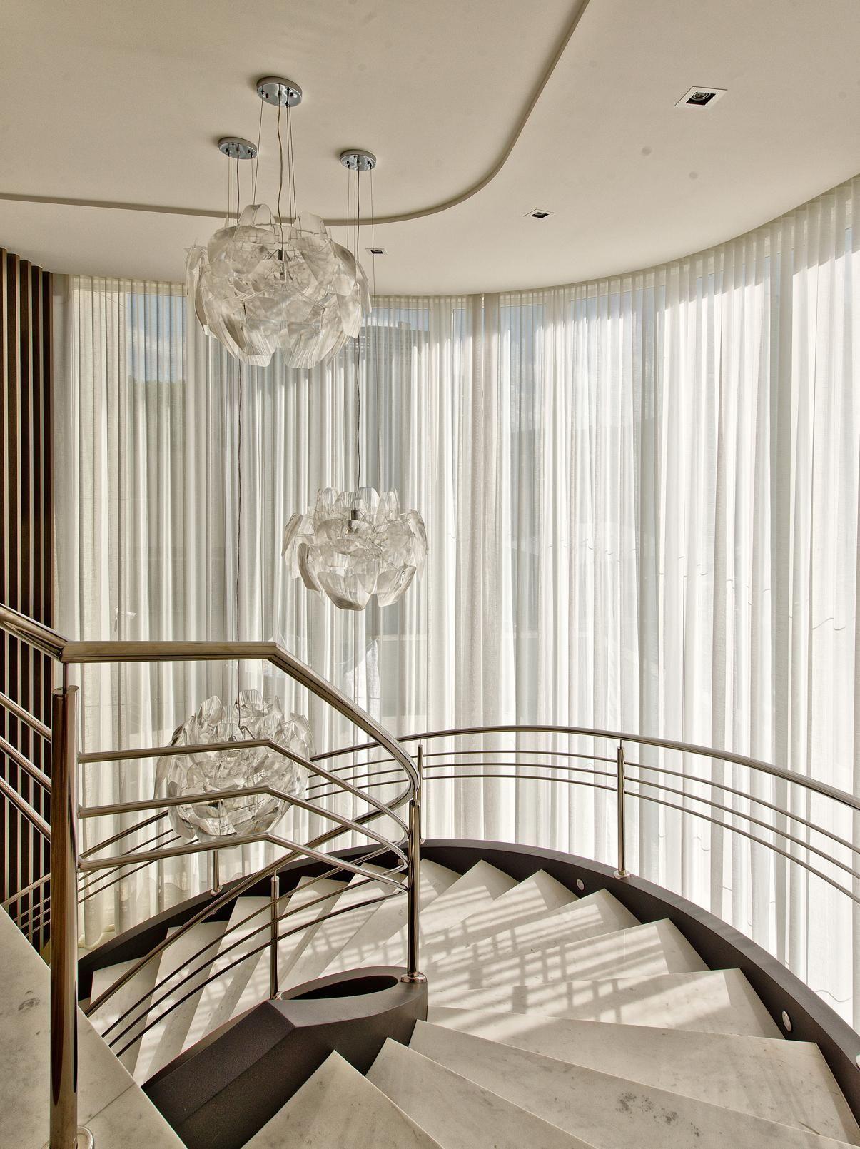 Tipos de escada: 65 modelos que vão te fazer sonha