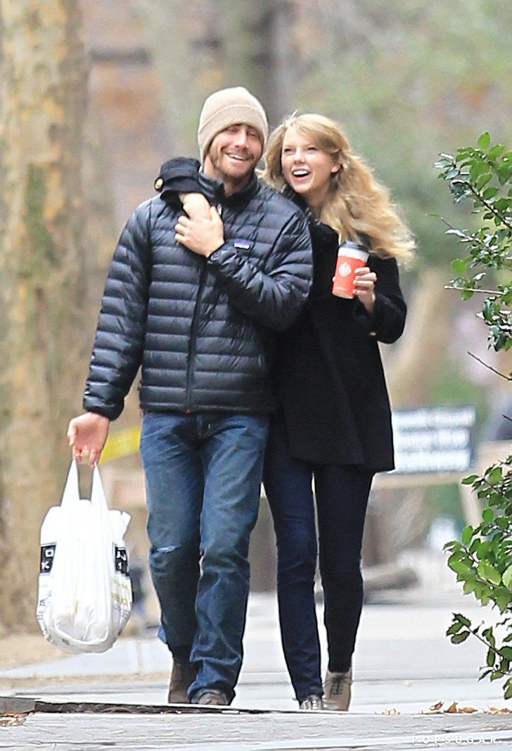 Pin for Later: A Guide to All of Taylor Swift's Feuds, Friendships, and Flames Jake Gyllenhaal: Flame
