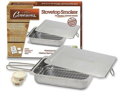 Smoked Tri Tip With Stovetop Smoker Recipe Stovetop Smoker Specialty Cookware Outdoor Smoker