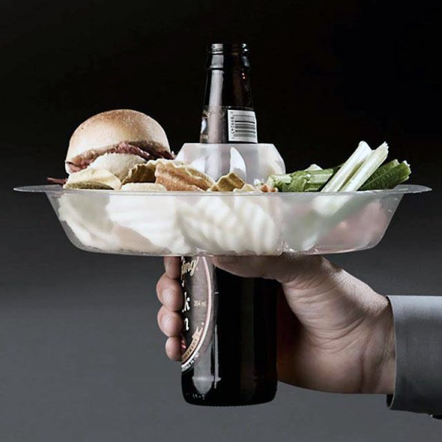 The Go Plate via http://goo.gl/2VCgY