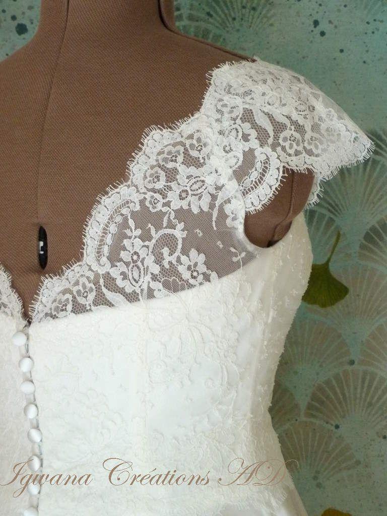 Photo of wedding dresses – Anne Dubois-Igwana, Creation and making …