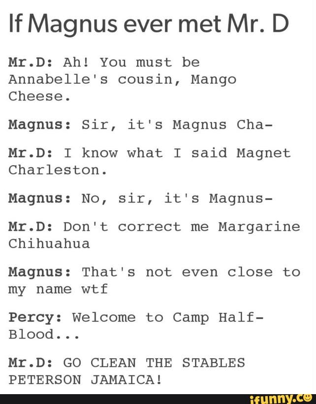 will percy jackson meet magnus chase