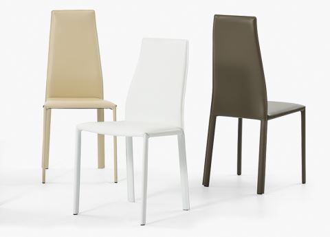Sklum Sedie ~ Tobias sedia trasparente cromato products http: www