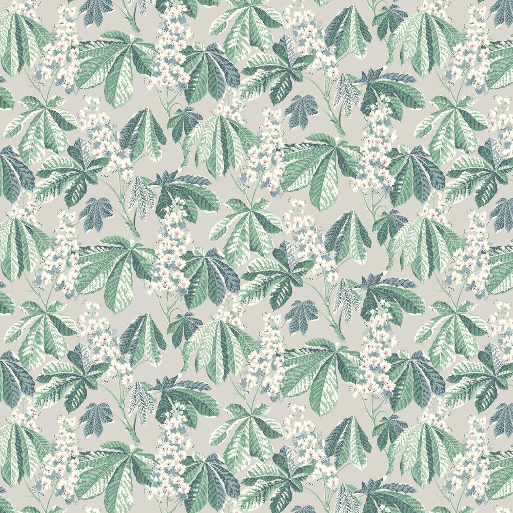 Chestnut Blossom by Boråstapeter - Grey - Wallpaper ...