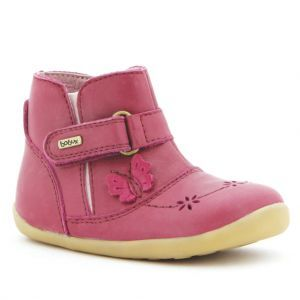 BOBUX STEP UP FLUTTEN BOOT FUCHSIA