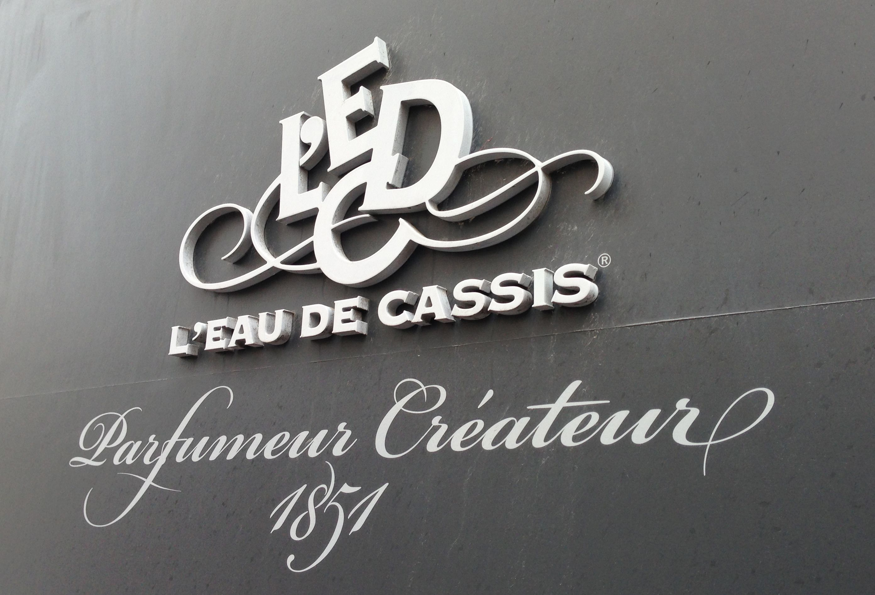 L'Eau de Cassis - Parfumeur à Marseille