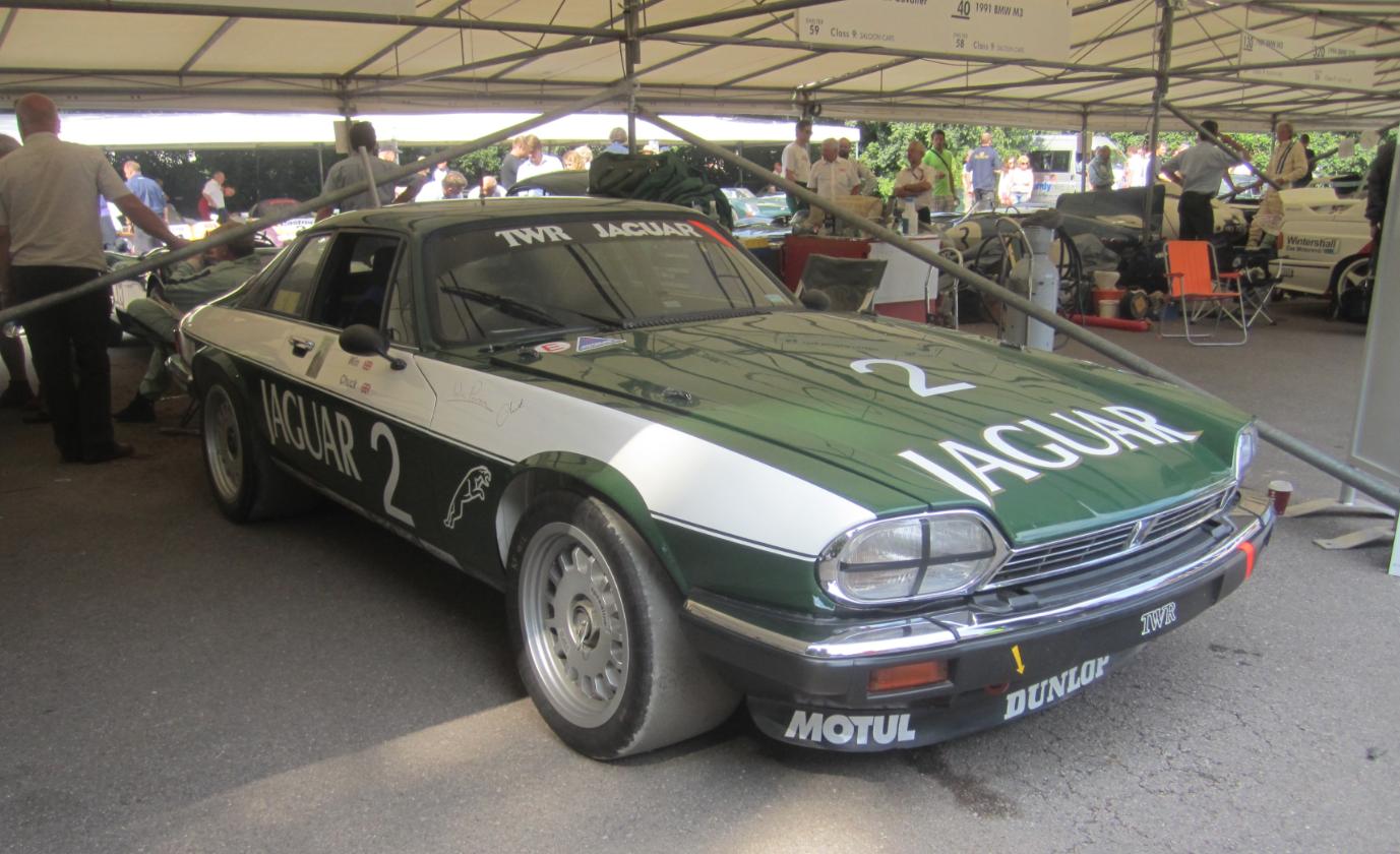 jaguar-xjs-twr | Jag | Pinterest | Goodwood fos and Cars
