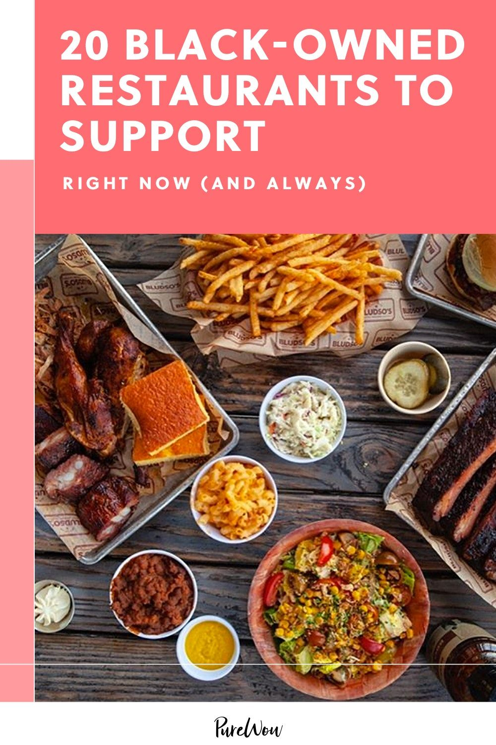 20 Black Owned Restaurants To Support Right Now And Always In 2020 Food Critic Food Grilled Catfish