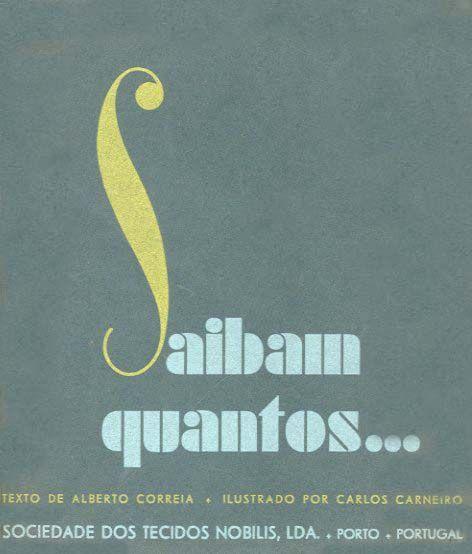 SAIBAM QUANTOS - CORREIA (Alberto)