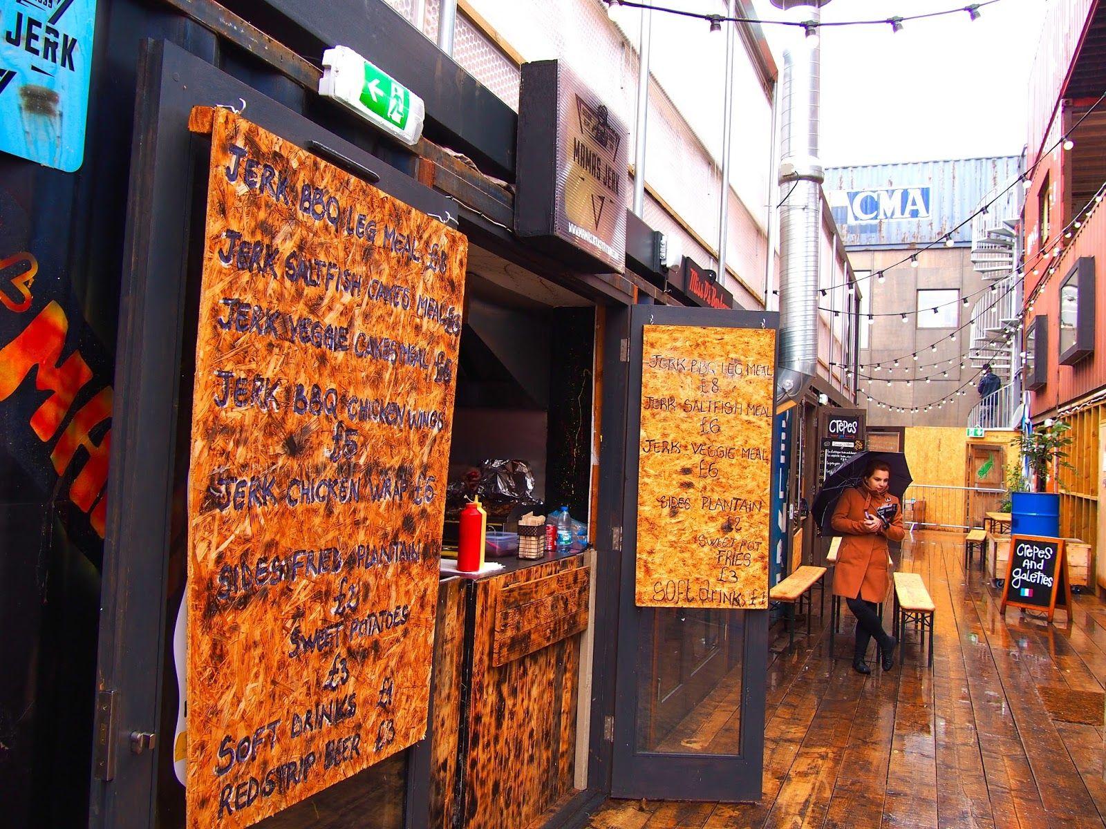 Boxpark Brixton  Pesquisa Google - Shops Containers  Ideas