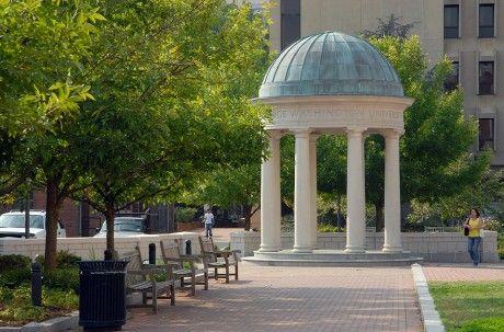 George washington university application essay