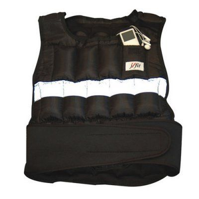 j/fit 30 lb. Adjustable Weighted Vest 106300 Weighted