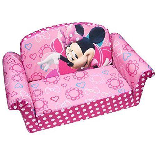 Best Minnie Mouse Flip Open Sofa For Kids Bow Tique Kids Sofa 400 x 300