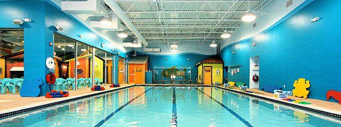Goldfish Swimschool Open All Year Indoor Swim Classes