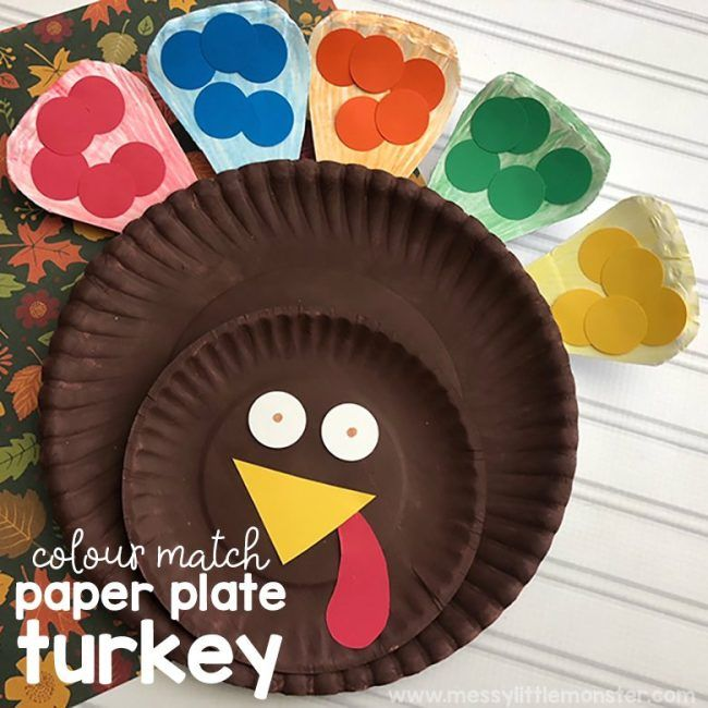 28 Thanksgiving Turkey Projects And Crafts - Oh My Creative #turkeyprojectsforkids