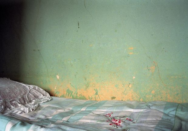Sasha Rudensky, Green Bed, Tbilisi, Georgia
