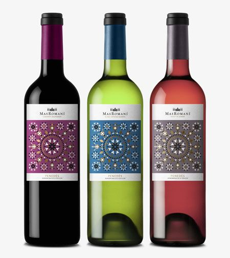 Brilliant Wine Label Bottle  Package Designs  Wine Bottle