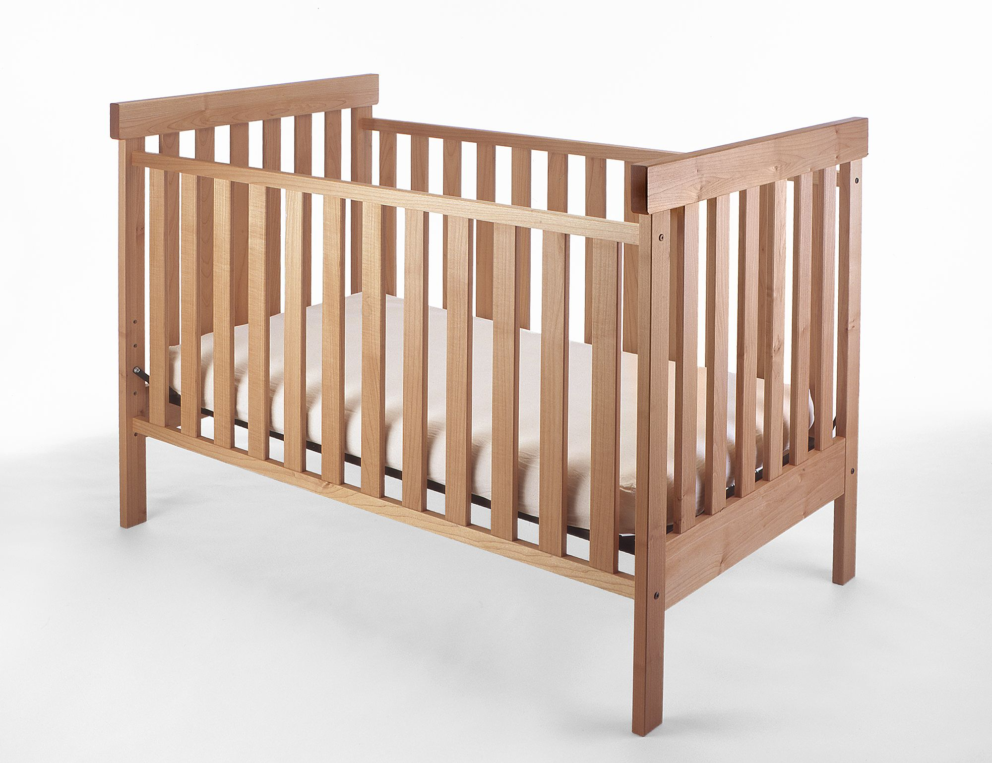 The Hunt For The Perfect Crib Wood Crib Cribs Natural Crib