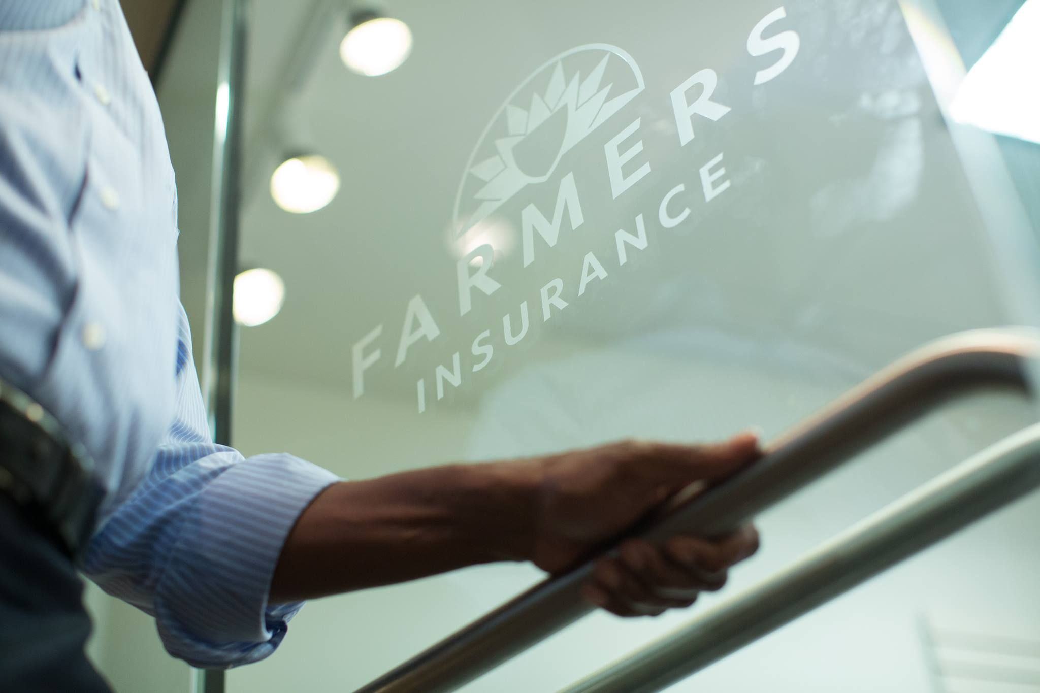 As a Farmers agent, I have seen a lot, so I can discuss
