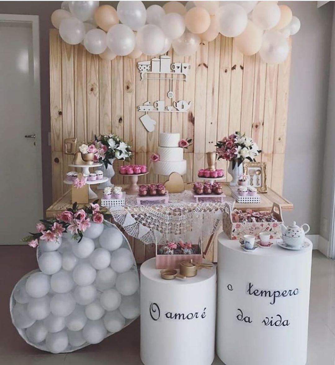 13 Sugestão de decoração para o noivado Linda né . &nbsp ...