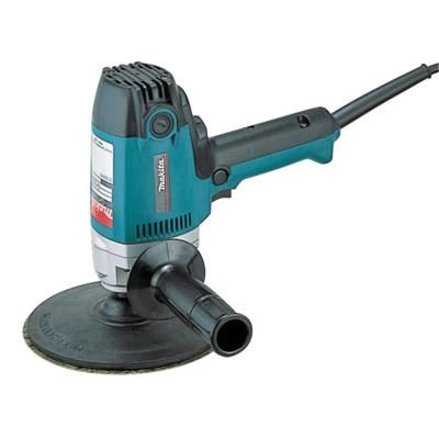 Makita 7 9 Amp 7 In Corded Variable Speed Disc Sander With Backing Pad Gv7000c Makita Metal Working Tools Speed Typing