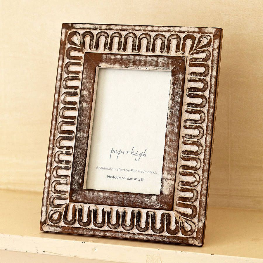 Leela Handmade Wooden Photo Frames | Pinterest