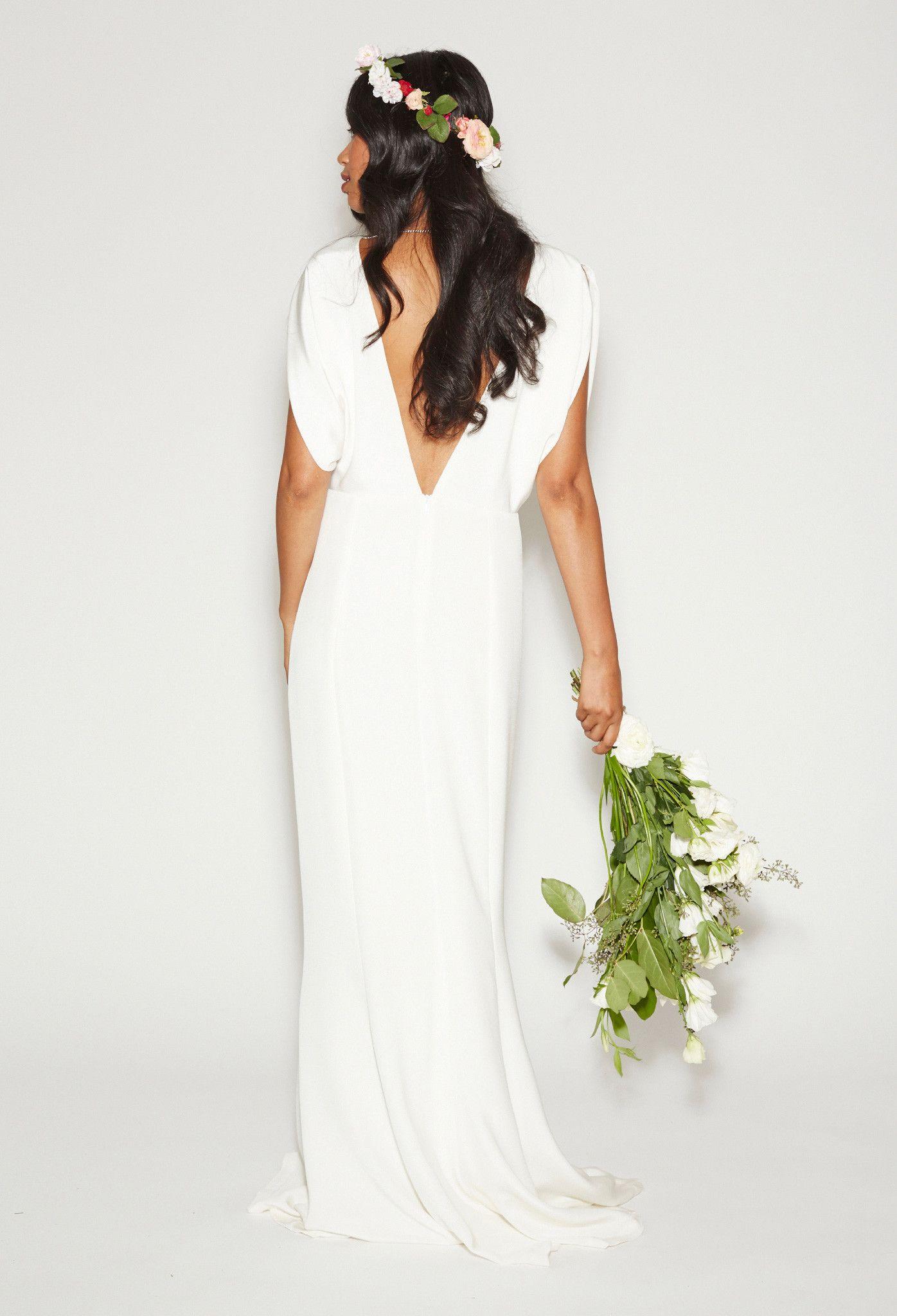 Wren goddess dress wedding dresses pinterest goddess dress