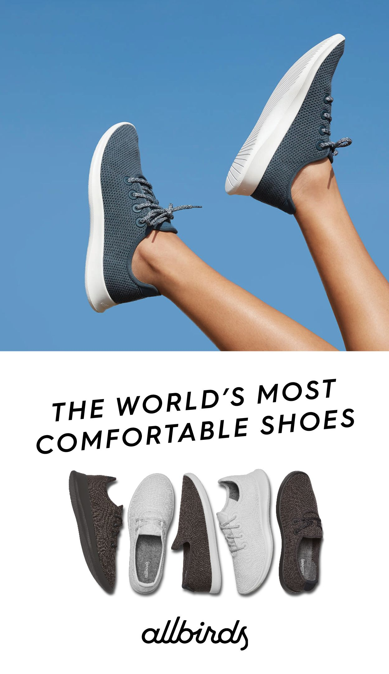 most comfortable shoes sneakers