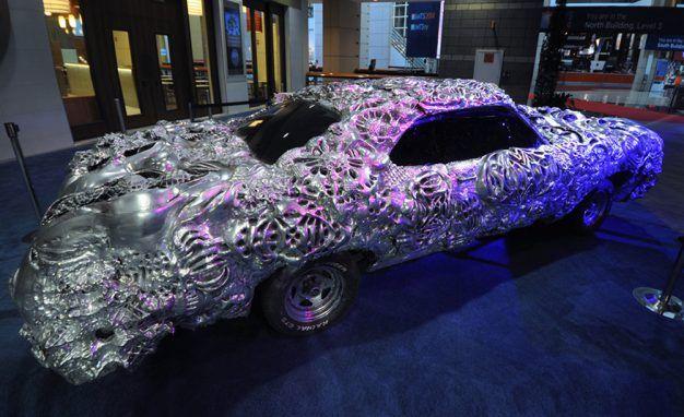 Worlds Freakiest Custom Ford Coming To BarrettJacksons Scottsdale - Barrett jackson car show scottsdale