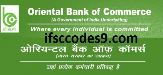 oriental bank of commerce naugarh up ifsc code
