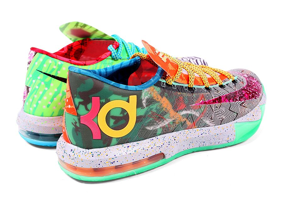 The KD 6 is Kevin Durant\u0027s sixth signature shoe with Nike. Click in for the  most up to date KD 6 release dates, information, and colorways.
