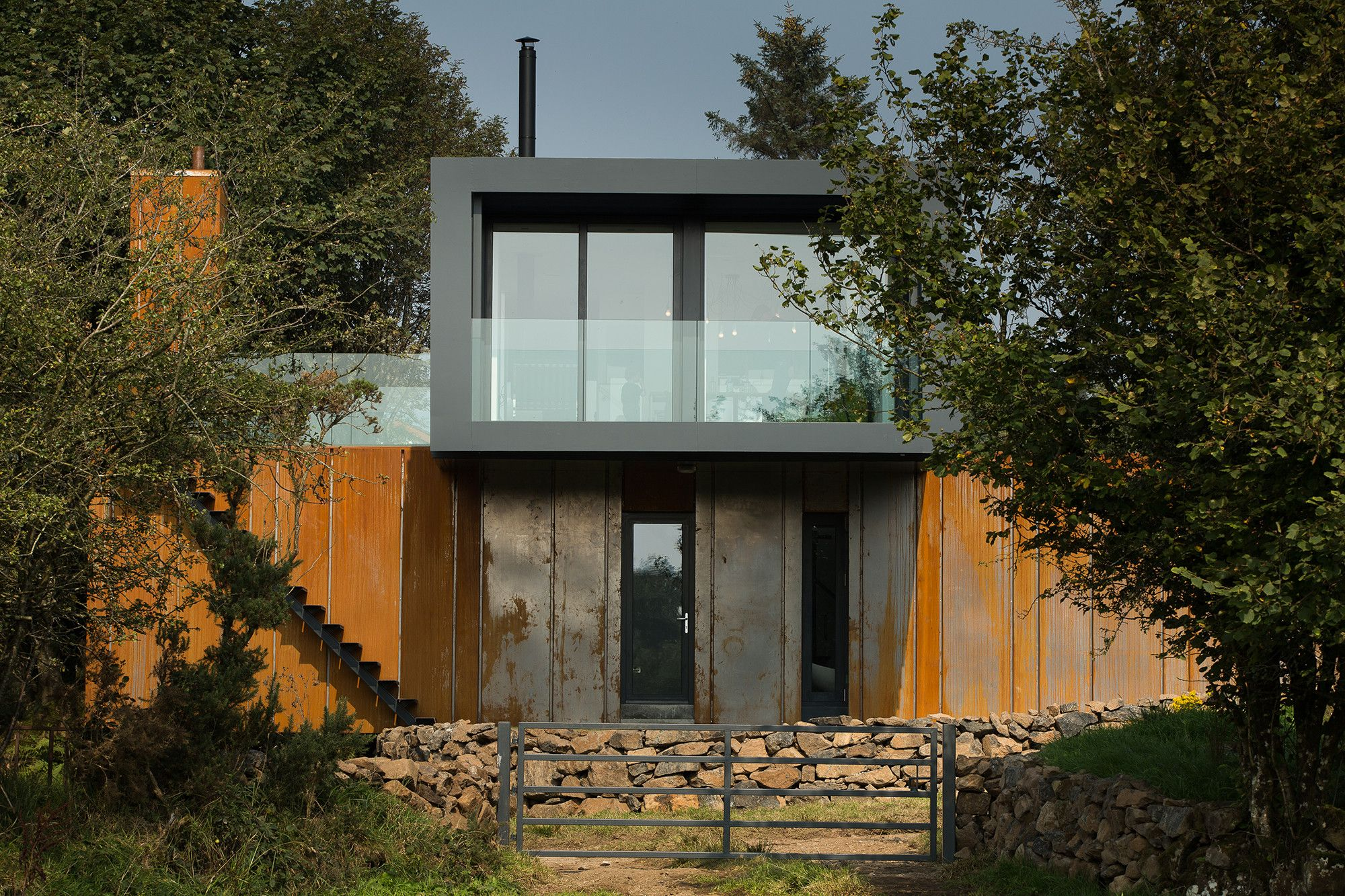 Best Kitchen Gallery: Grand Designs Container Home Grand Designs Container Home of Metal Container Homes  on rachelxblog.com
