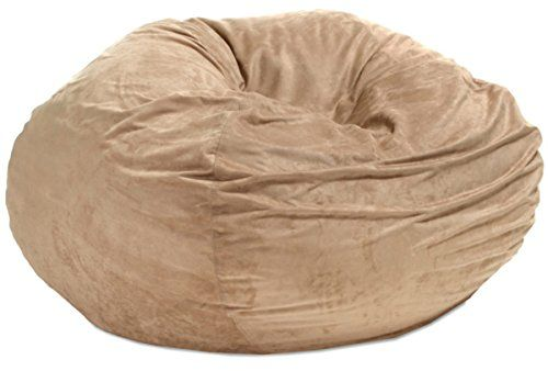 Best Selling Huge 5-foot Bean Bag Faux Suede By Christopher Knight Madison. This Super Comfortable Beanbag Now Is for Sale! Extra Large Bean Bag Chair Is Amazing – Kids Can Play on It, While Adults Can Simply Relax in Its Softness (Camel)  http://www.mytimehome.com/best-selling-huge-5-foot-bean-bag-faux-suede-by-christopher-knight-madison-this-super-comfortable-beanbag-now-is-for-sale-extra-large-bean-bag-chair-is-amazing-kids-can-play-on-it-while-adults-ca/