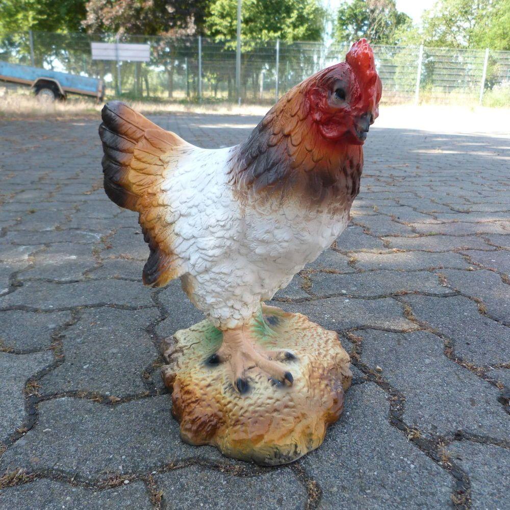 Huhn Bauernhoftiere Preiswerte Tierfiguren Figuren Garten