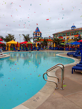 LEGOLAND Hotel Review - It's All About the Kids | Hotel pool ...