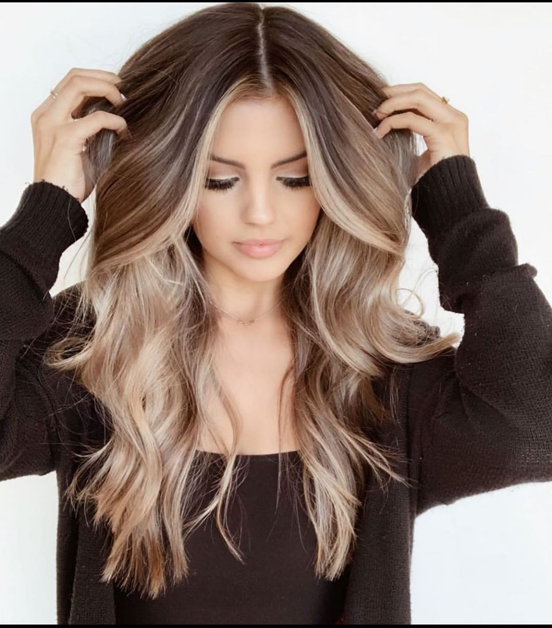 Hairstyle Catalogue On Instagram Brilliant Hair By Mane Ivy Hair Hairstyle Instahair E In 2020 Hair Styles Long Hair Styles Hair Color Balayage