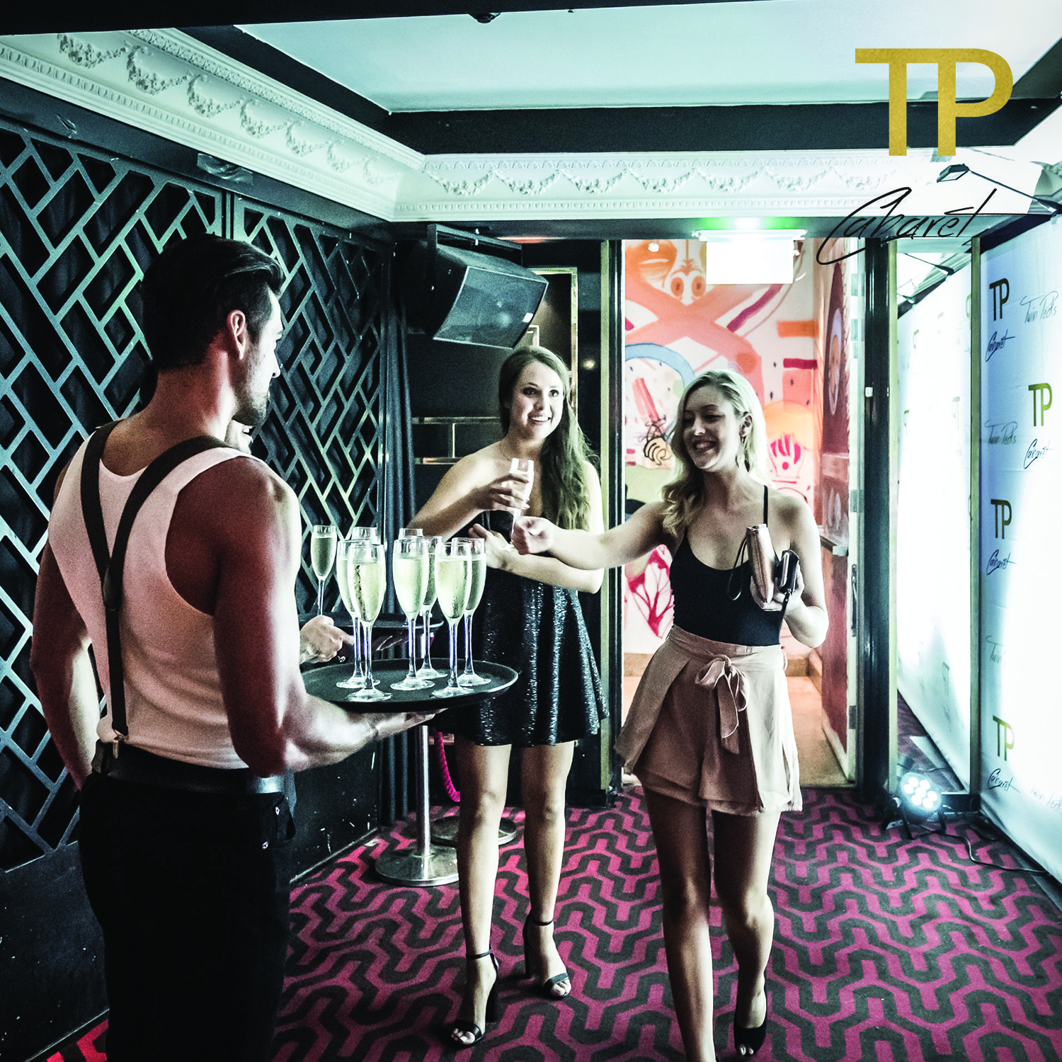 Champagne upon arrival for your special night with Twin Pecks. Dinner and Show that will take your breath away 😍  .  .  .  .  .  #TwinPecks #TP #SydneyVenue #Muscles #HotMen #HensNight #SydneyShow #Show #Sizzling #AbsForDays #Abs #BaesOfInstagram #Sexy #KillerAbs #HensParty #SydneyEntertainment #BacheloretteParty #NaughtyChristmas #LadiesNight #BridalShower #SydneyWedding #Bridesmaids #ToplessWaiters #MaleModel #BrideToBe #MaleStrippers #girlsnightout #CabaretShow #AllMaleRevue