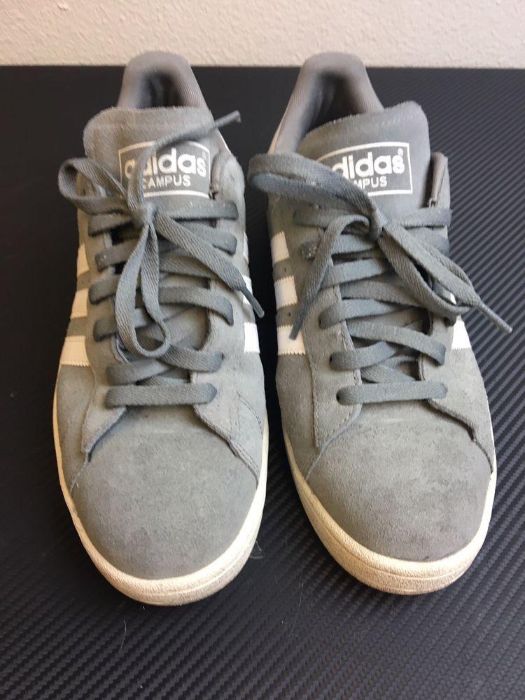 adidas campus grey mens