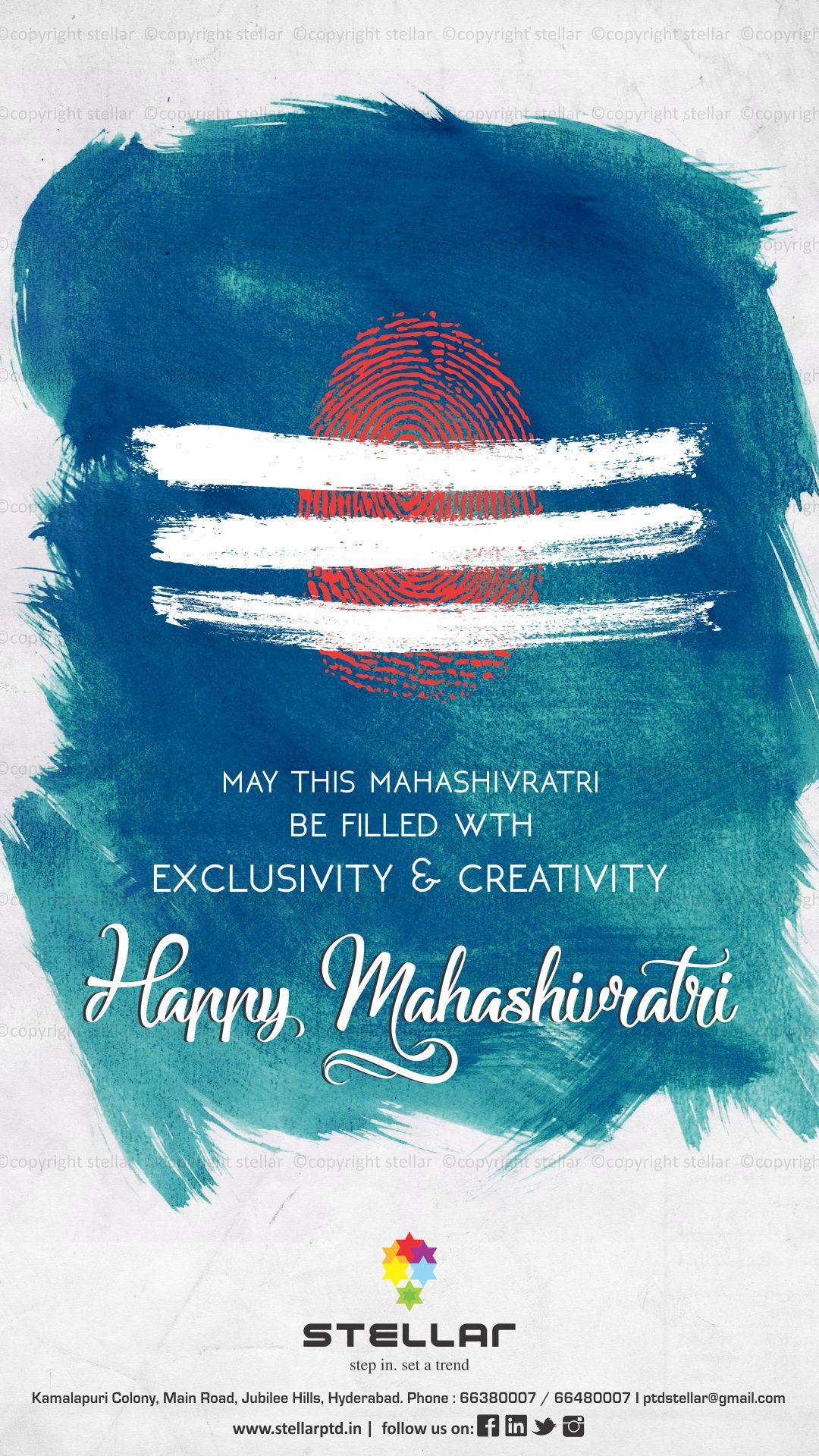 Stellar wishes you all a very happy#Mahashivratri2017#festival#India ...