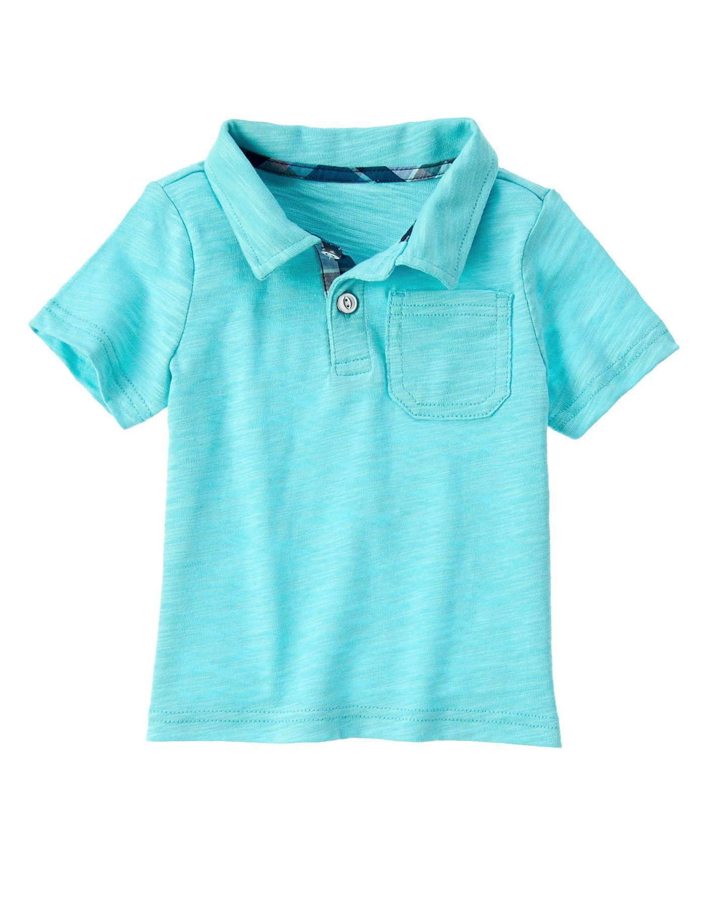 45ae5c1ff830 Slub Polo Shirt at Gymboree (Gymboree 6m-5T)