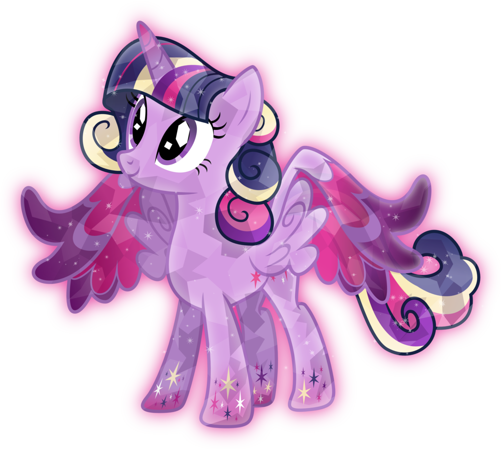 Rainbow Power: Crystal Princess Twilight Sparkle by ...