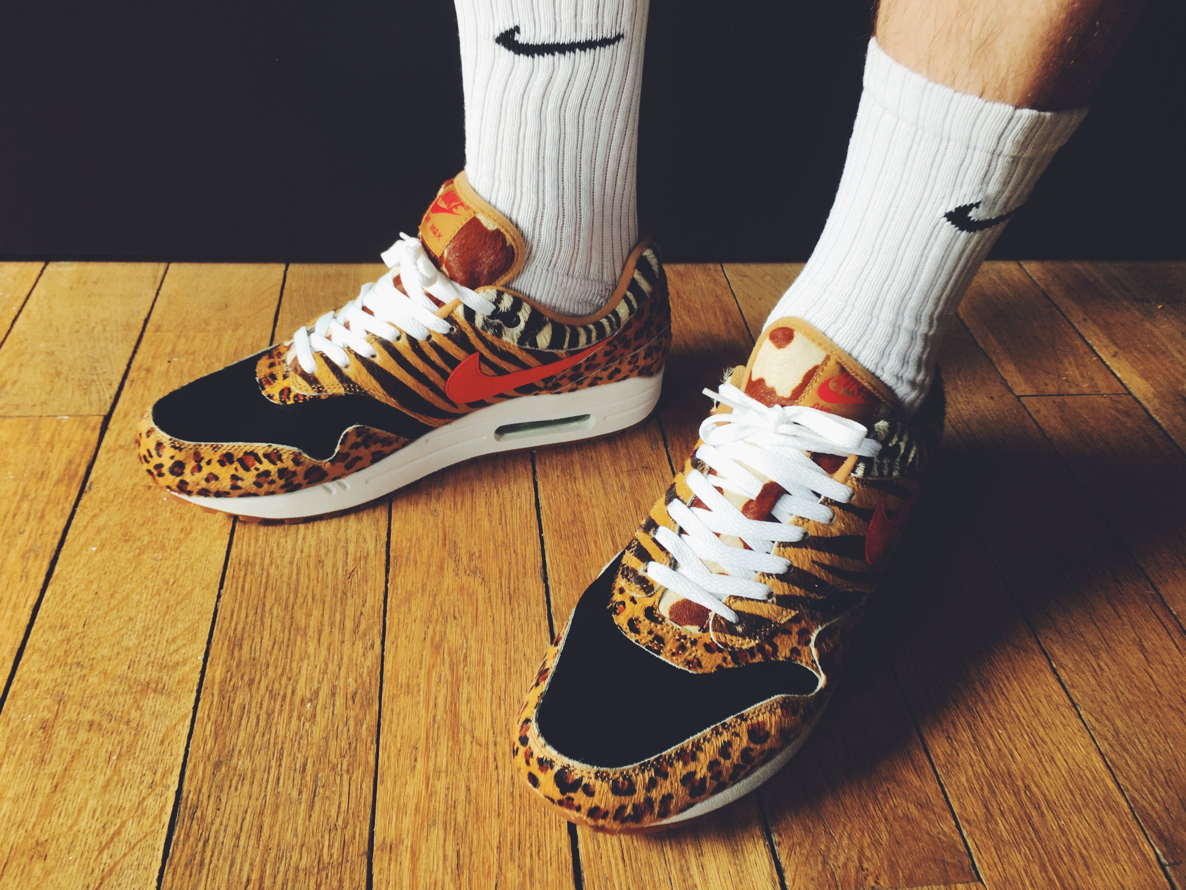 atmos x Nike Air Max 1 Beast Pack 2.0 Closer Look