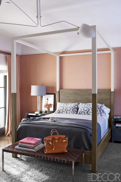 From sheer to silk drapery adds the finishing touch these soothing rooms also curtains will take your bedroom next level beautiful rh pinterest