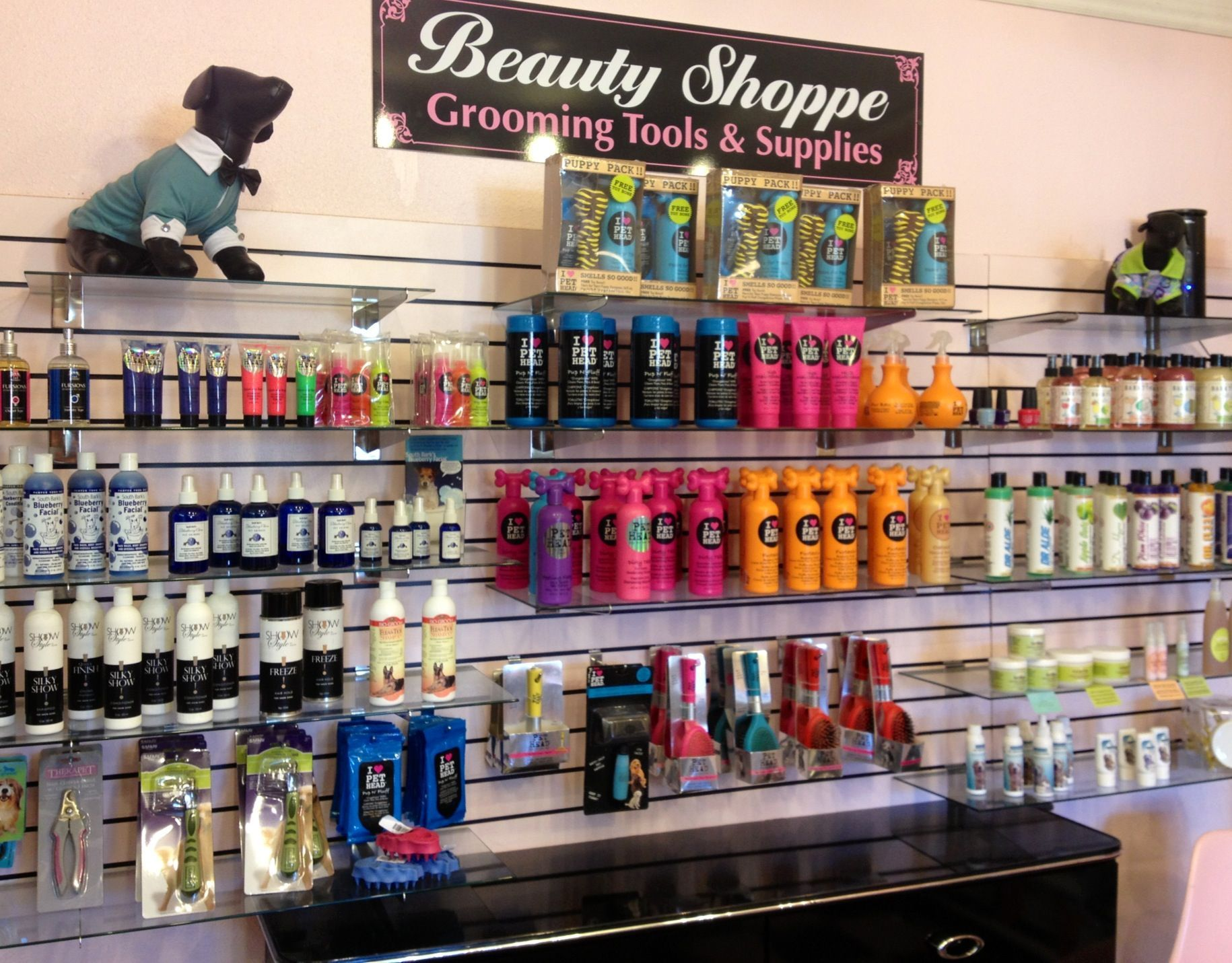 Pet Grooming Supplies Dog Grooming Salons Dog Store Dog Boutique