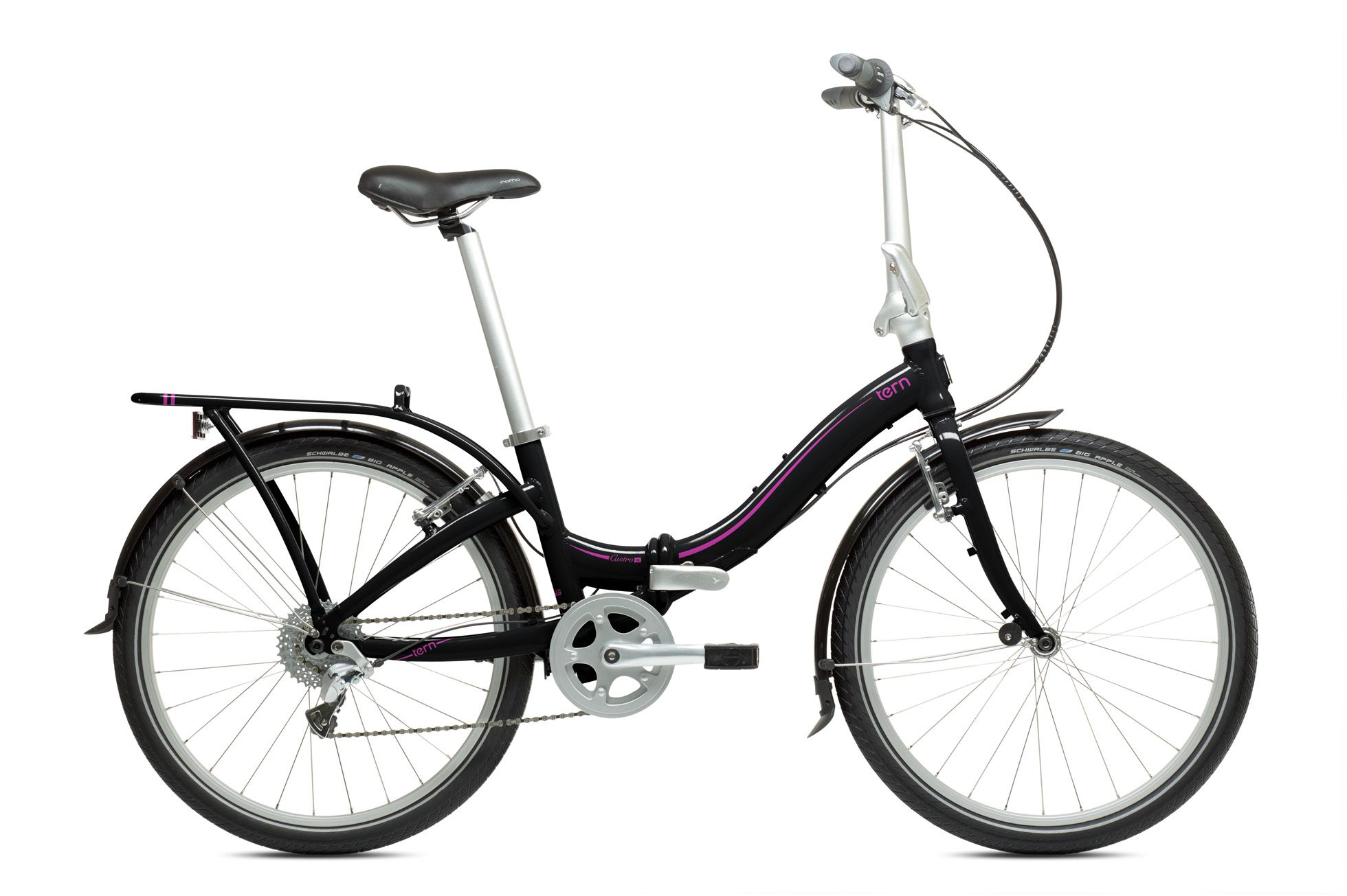 Skladaci Kolo Tern Castro D8 Bicykl Design