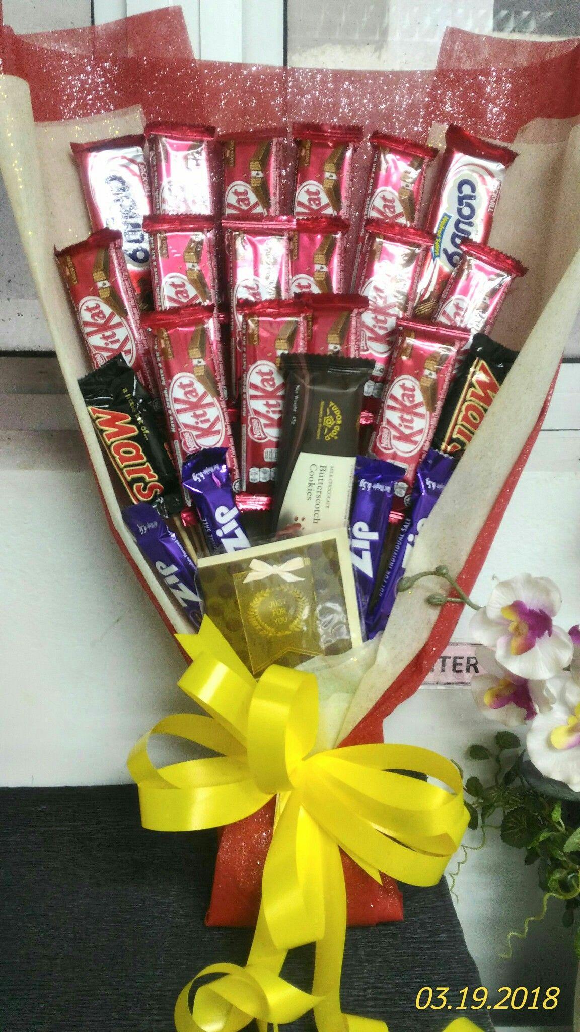 Pin Oleh Floristeria Musgo Di Sladosti Buket Permen Buket Bunga Lolipop