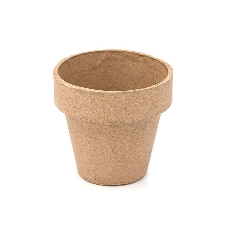 Paper mache plant pot diy pinterest paper mache paper mache plant pot mightylinksfo