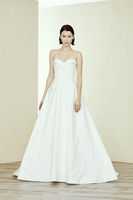 Philipa In 2020 Amsale Wedding Dress Wedding Dress Cost Classic Wedding Dress