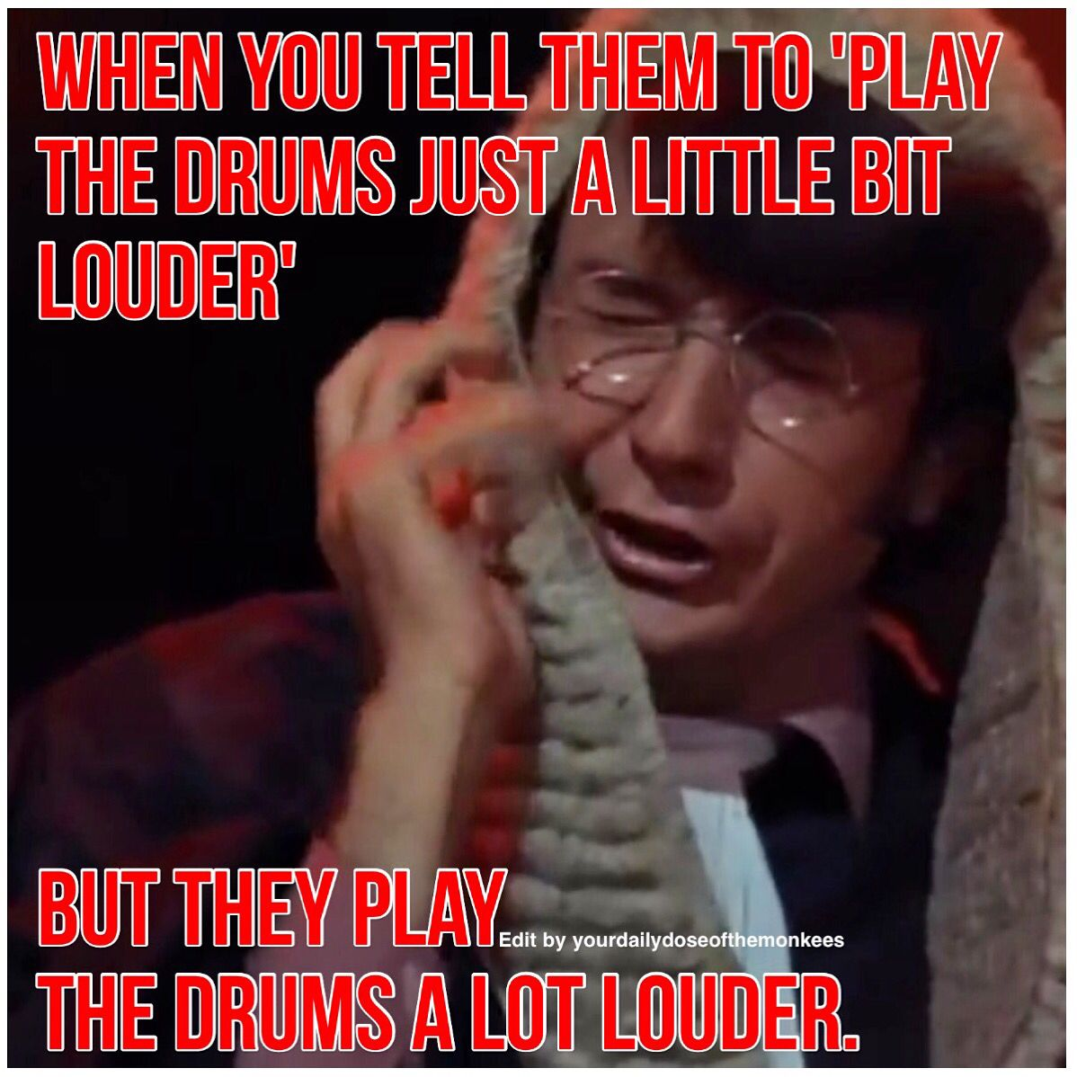 The Monkees Memes David Jones Mike Nesmith Peter Tork Micky Dolenz 1960's Monkees Facts Fun Facts Monkees Trivia  InductTheMonkees Rock And Roll Hall Of Fame Listen To The Band